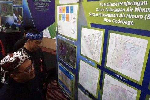 PDAM di Bandung Pakai Teknologi Impor Jepang, Wali Kota Imbau Warga Hemat Air