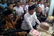 Kegembiraan Jokowi saat Gubernur Soekarwo Laporkan Harga Bahan Pangan