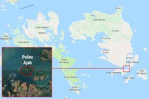 Sebuah Situs Menjual Pulau Ajab di Kepri Seharga Rp 44 Miliar