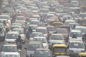 New Delhi Jadi Ibu Kota Paling Tercemar di Dunia