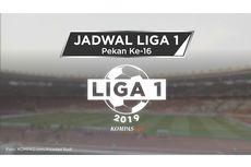 VIDEO: Jadwal Liga 1 2019 Pekan ke-16, Ada 2 Big Match