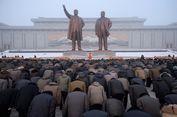Kim Jong Un Peringati Tujuh Tahun Meninggalnya Sang Ayah