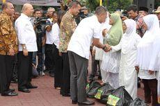 1.000 Keluarga Miskin Kota Medan Dapat Bansos Sembako