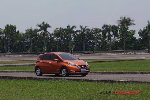 Nissan Berharap Harga Note e-Power Setara Mobil Konvensional