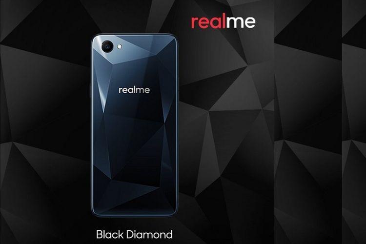 POnsel Realme 1 yang akan dirilis Oppo di bawah merek Realme