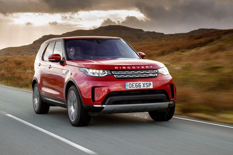Land Rover Discovery >> All New Evoque Dan Land Rover Discovery 2 0 Meluncur 2019