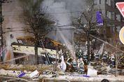 Terjadi Ledakan di Sebuah Restoran di Jepang, Lebih dari 40 Orang Luka