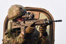 Selamatkan 1 Keluarga, 8 Tentara Elite Inggris Bertempur Lawan 100 Anggota ISIS