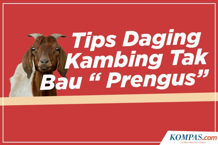 Tips Daging Tak Bau Prengus