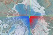 Kutub Magnet Bumi Bergeser, Perlukah Indonesia Revisi Arah Mata Angin?