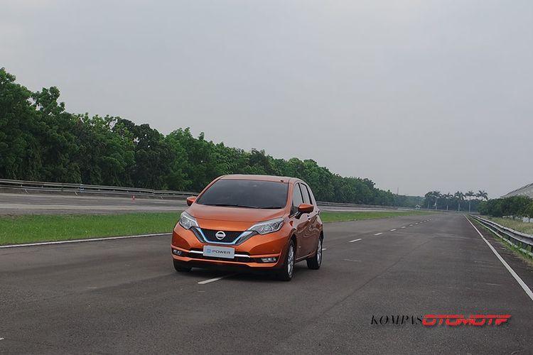 Nissan Note e-Power.