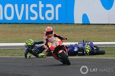 Direktur Movistar Yamaha Anggap Gaya Balapan Marquez Berbahaya