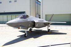 AS Hentikan Pencarian Puing F-35A Jepang yang Jatuh di Samudra Pasifik