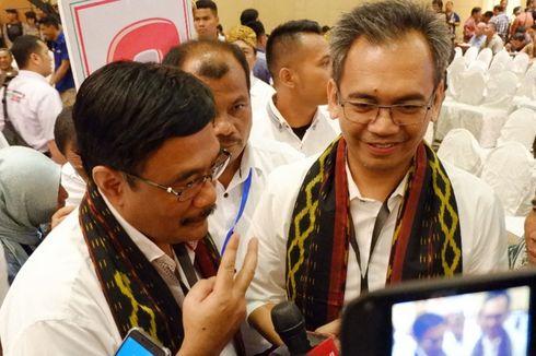PDI-P Usung Djarot Saiful Hidayat sebagai Caleg di DPR