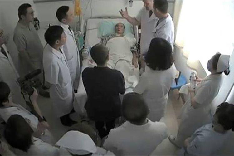 Hari-hari terakhir Liu Xiaobo dalam perawatan medis di RS Shenyang, China