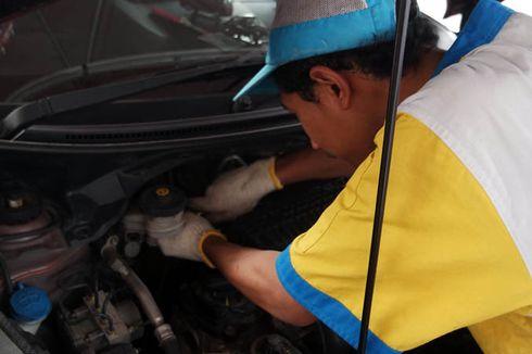 Perbaikan Master Rem Honda Lebih Cepat di Posko Mudik