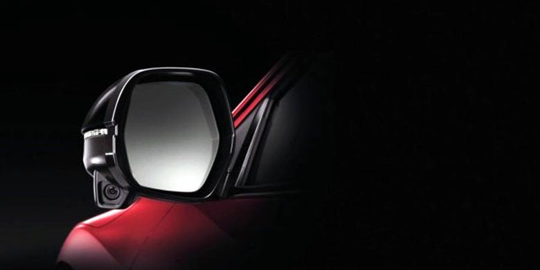Honda HR-V facelift versi Thailand