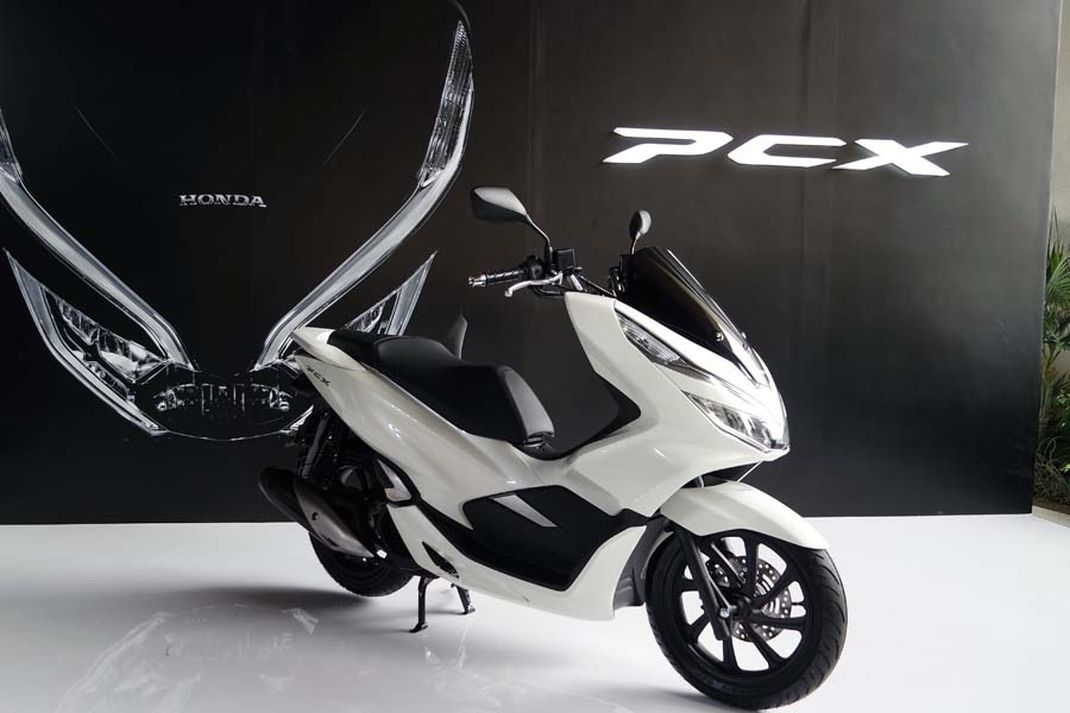 All-New Honda PCX