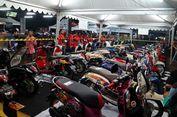 Honda Modif Kontes Gandeng Belasan Ribu Modifikator