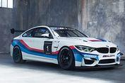 Mobil Spek Balap BMW M4 GT4 Mulai Dijual