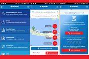 Mudik Pakai Suzuki, Dimonitor oleh Aplikasi Android