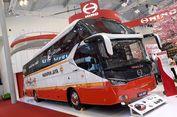 Bus Baru Hino Lawan Scania dan Mercedes-Benz