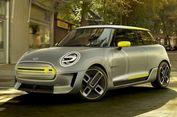 BMW Siap Produksi Mini EV di China