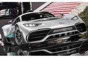 Pertama di Dunia, Mobil Bermesin F1 Legal Jalanan
