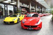 Komunitas Ferrari Tak Kenal dengan Pemilik B 1 RED