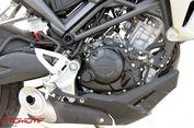 Mesin CB150R ExMotion Tanpa 'Kick Starter'