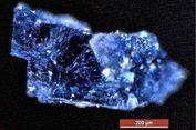 Kali Pertama, Ilmuwan Temukan Resep Kehidupan dalam Meteorit