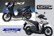 Adu Spesifikasi Yamaha Lexi Vs Honda Vario 125