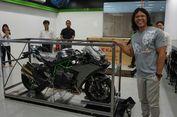 Satu-satunya Orang Indonesia Pemilik Kawasaki Ninja H2 Carbon