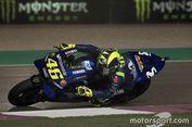Rossi Akui Dovizioso dan Marquez Sangat Kencang