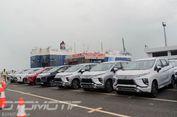 Produksi Xpander Ditambah, Jadi 10.000 unit per bulan