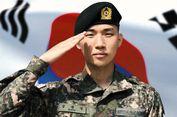 Sakit Radang Tenggorokan, Daesung BIGBANG Dirawat di RS Militer