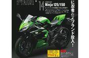 Jangan Harap Kawasaki Ninja 125 Dijual di Indonesia