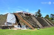 Gempa di Meksiko Ungkap Keberadaan Kuil Aztec di Bawah Piramida Kuno