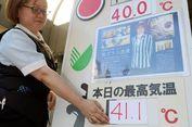 Serangan Gelombang Panas di Jepang Tewaskan 77 Orang