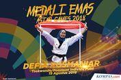 INFOGRAFIK Asian Games: Peraih Medali Emas, Defia Rosmaniar