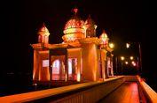 Mengagumi Masjid Terapung Palu Sebelum Diterjang Tsunami