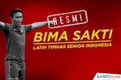 INFOGRAFIK: Perjalanan Karier Bima Sakti, Pelatih Timnas Indonesia