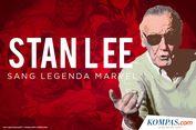 INFOGRAFIK: Sejumlah Fakta Unik tentang Stan Lee, Si Bapak Marvel