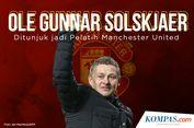 INFOGRAFIK: Ole Gunnar Solskjaer Resmi Jadi Pelatih Manchester United