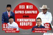 Hari Pertama Kampanye Terbuka, Ini Daerah yang Dikunjungi Jokowi-Ma'ruf dan Prabowo-Sandiaga