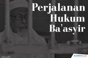 INFOGRAFIK: Perjalanan Hukum Abu Bakar Ba'asyir...