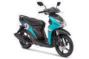 Yamaha Mio S Bersolek, Punya Warna Baru