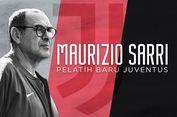 INFOGRAFIK: Profil Maurizio Sarri, Pelatih Baru Juventus...