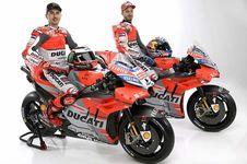 Corak Baru Motor Ducati MotoGP 2018