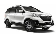 Toyota Avanza Tak Mau Sentuh Desain Xpander